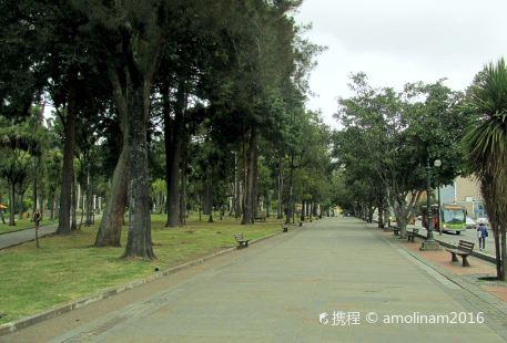 Parque Olaya Herrera