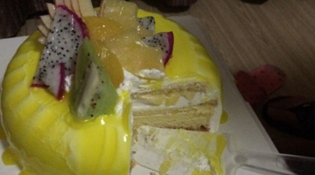 大拇指蛋糕(團城山店)3