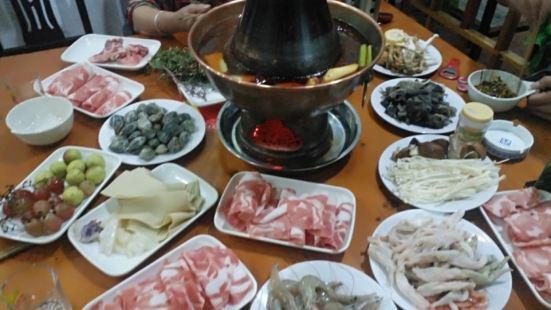 韶山涮羊肉自助火鍋店