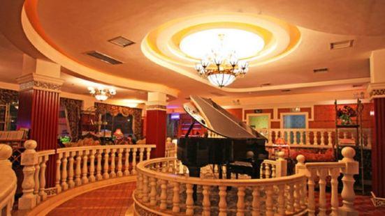 東海大酒店休閑咖啡廳