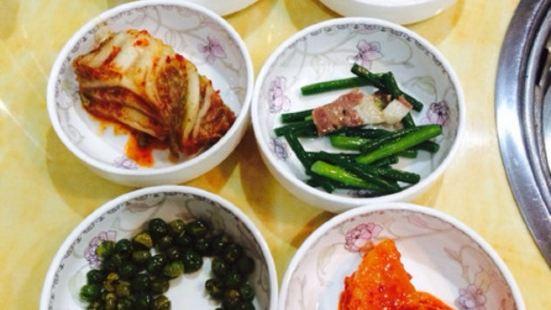 韓辰申韓國料理