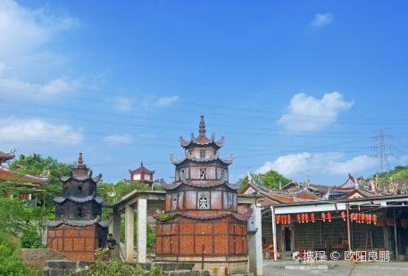 黑峰關帝廟