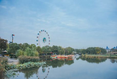 Jiangnan Farming Culture Park Playground
