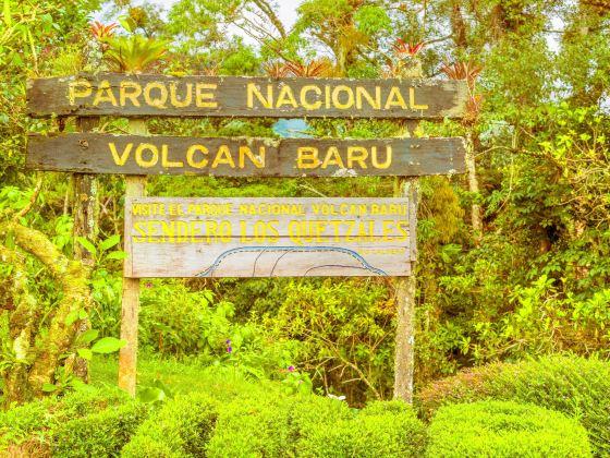 Volcan Baru National Park