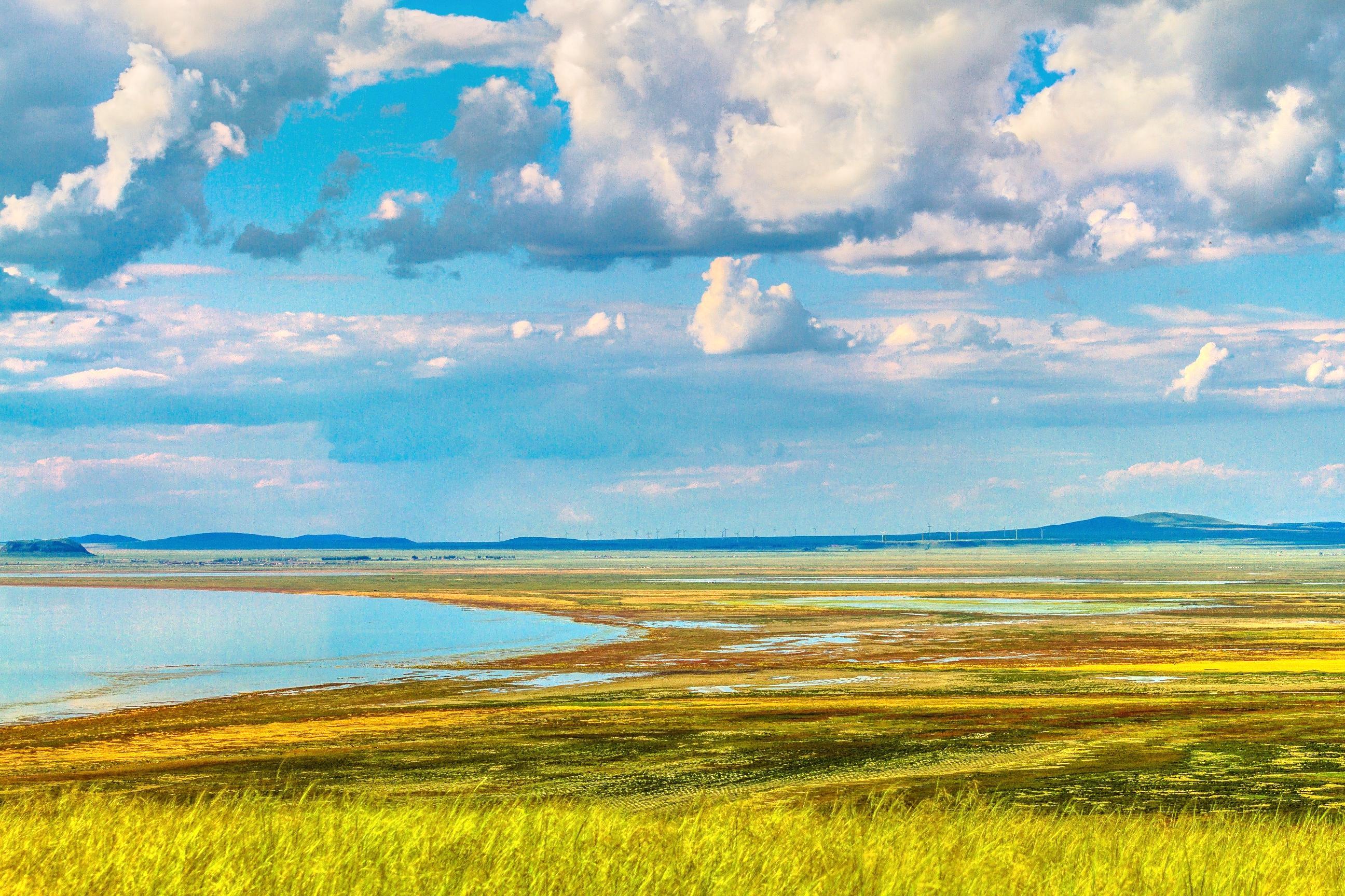 達里諾爾湖