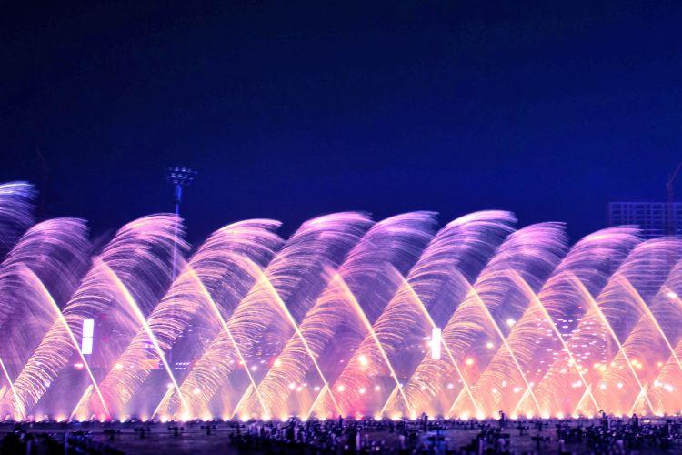 東港音樂噴泉廣場