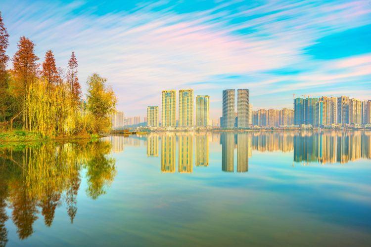 Meixi Lake Park1