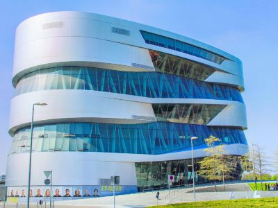 梅賽德斯奔馳博物館