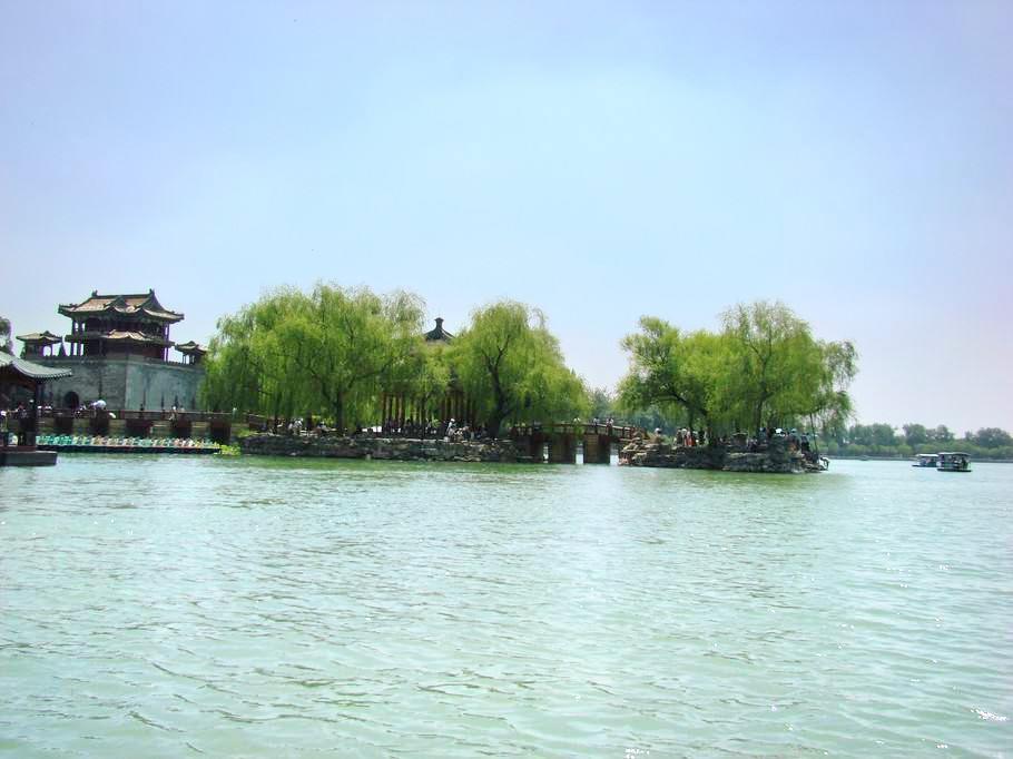 Beiheshuicheng Sceneic Area