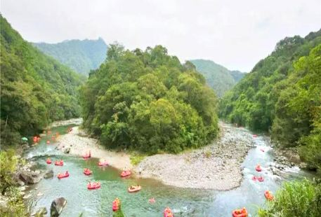 Shilongxi Drifting