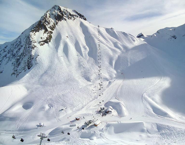 旋轉木馬滑雪場