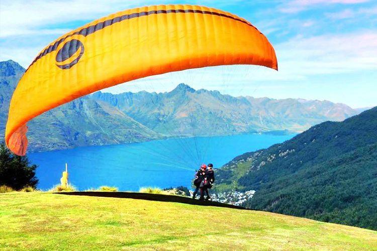 G Force滑翔傘體驗