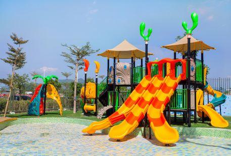 양저우 천락호 놀이공원