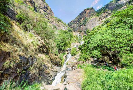 拉瓦納埃勒瀑布