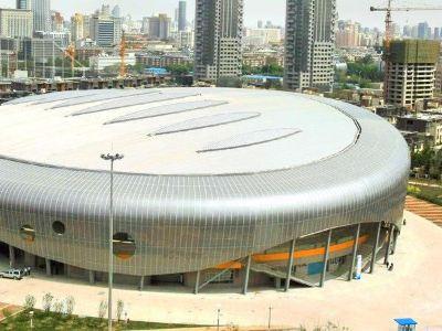 奧林匹克游泳賽場