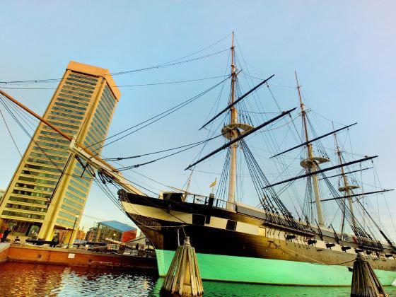 星座號古帆船