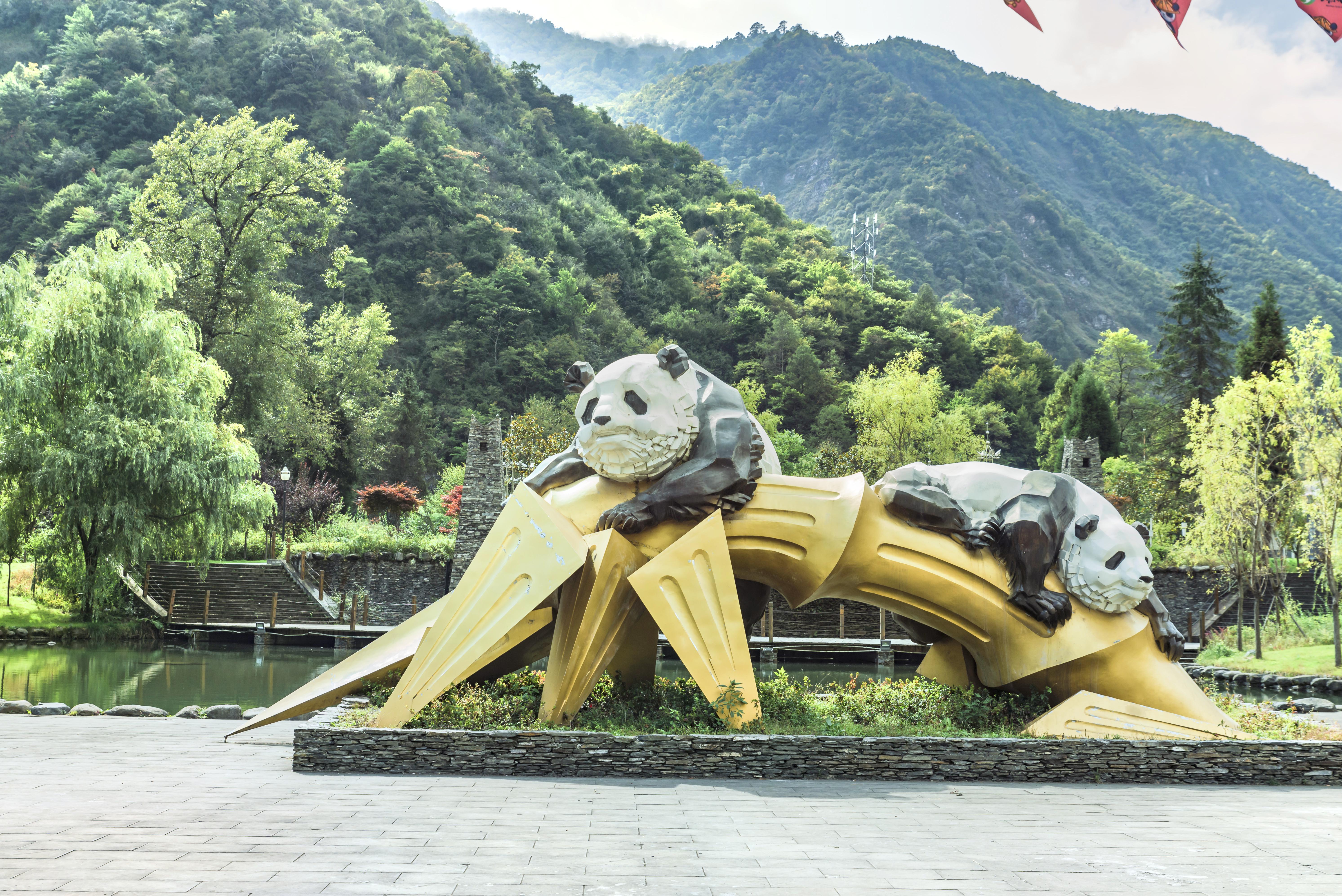 Wolong Giant Panda Nature Reserve