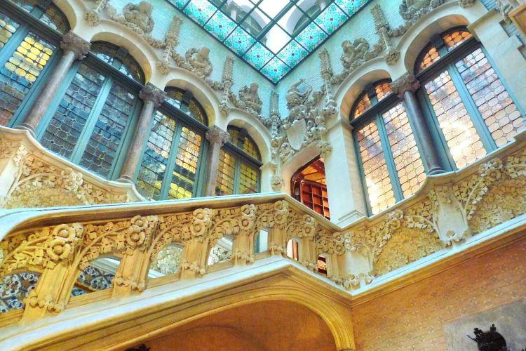 Palau del Baro de Quadras