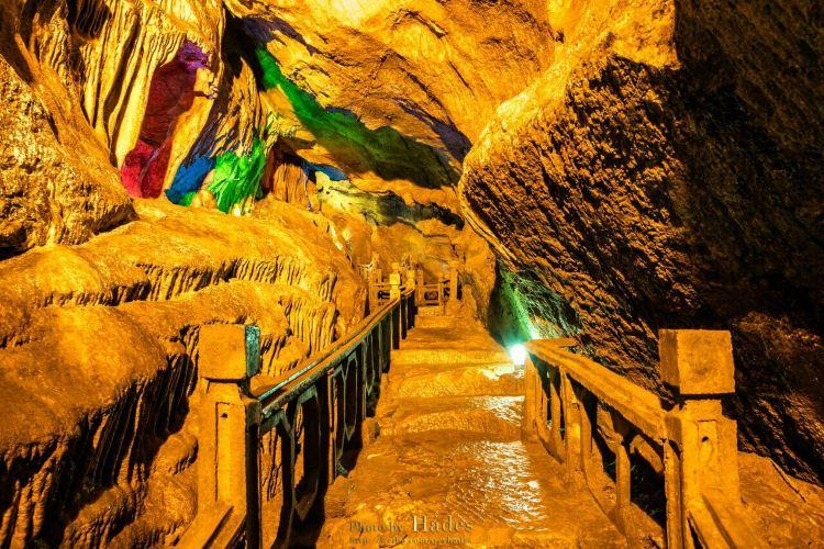Kaiyuan Karst Cave in Boshan3