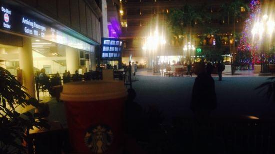 Starbucks near gates 100-129