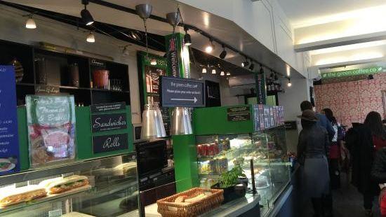 The Green Coffee Company