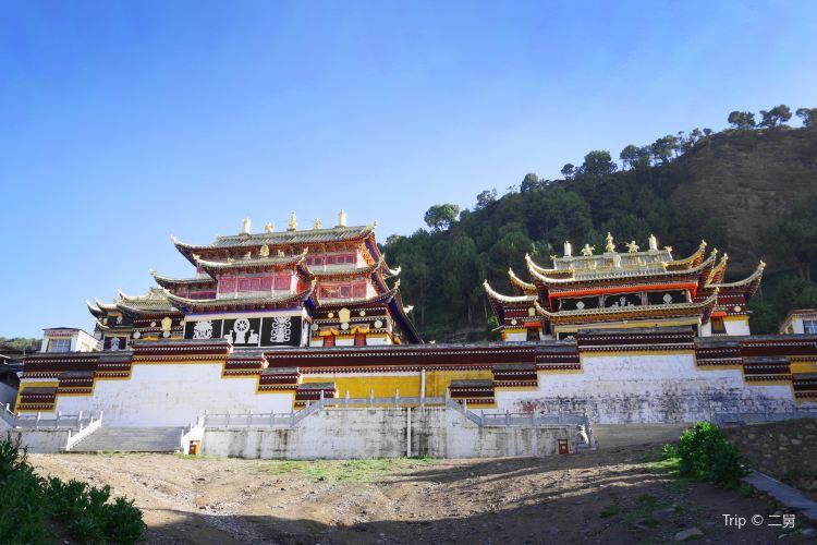 Langmu Temple Resort4