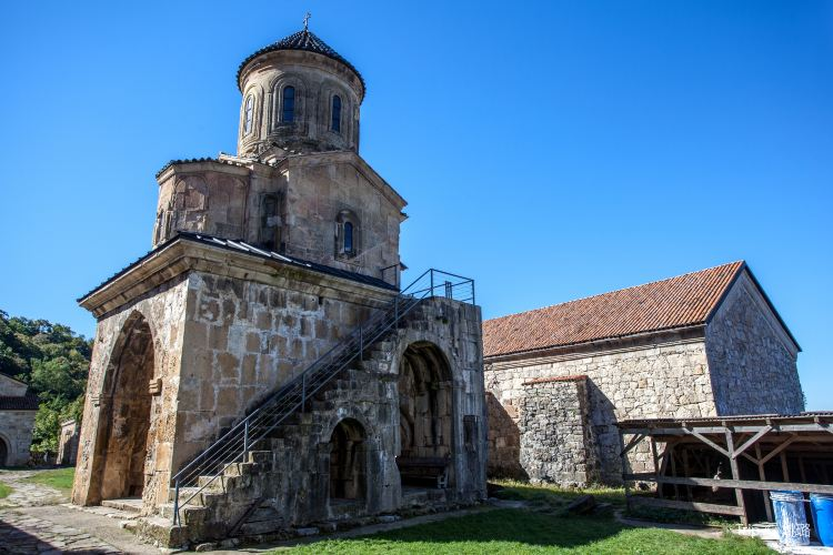 Gelati修道院2