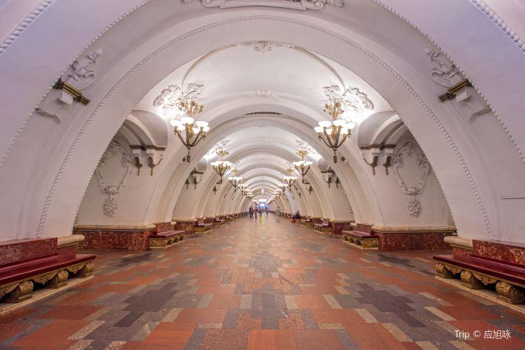 Moscow Metro3