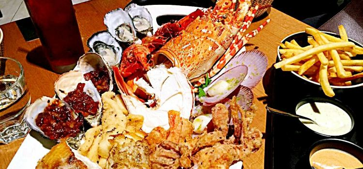 Seascape Restaurant + Bar2