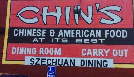 Chin's Chop Suey Restaurant