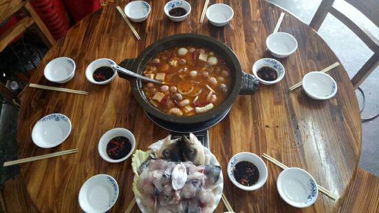 川渝石鍋魚