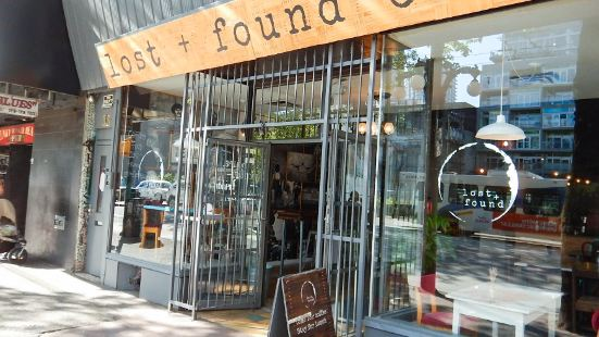 Lost + Found Cafe