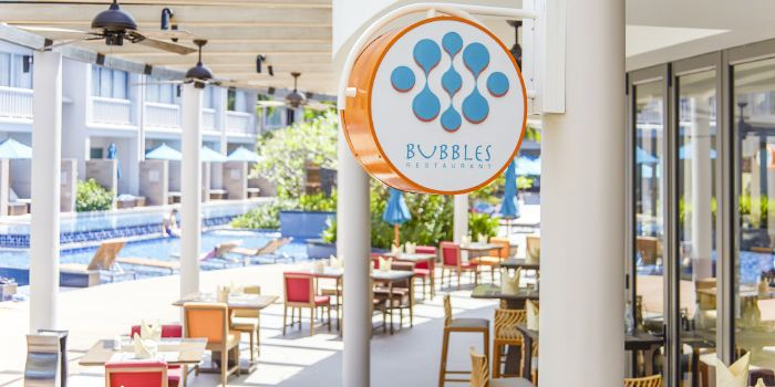 Bubbles Restaurant