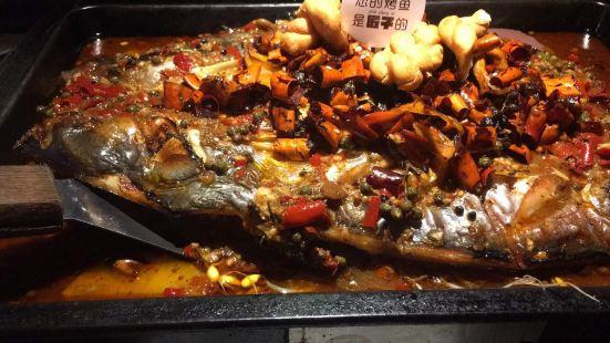 匠子烤魚(望海店)