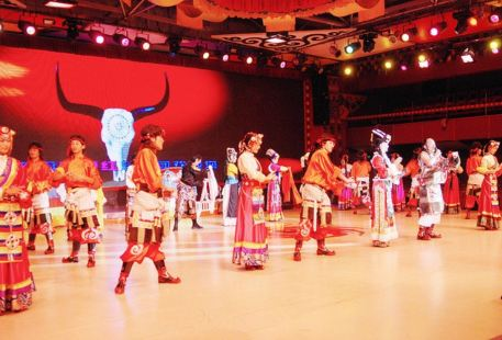 Impression Jiuzhai Tibetan and Qiang Dance Party