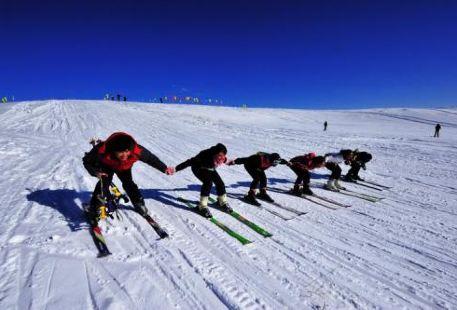 昭蘇滑雪場