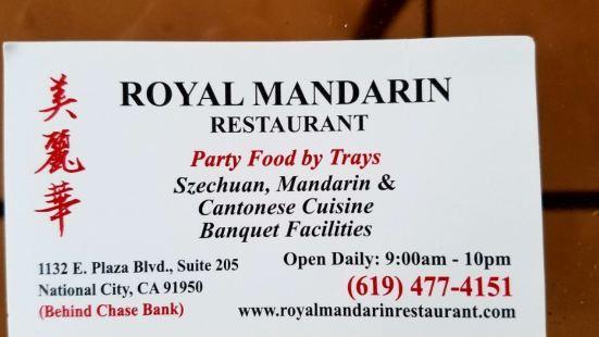 Royal Mandarin Restaurant