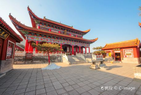 Mt Cangyan Scenic Area