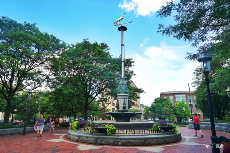 City Square Park