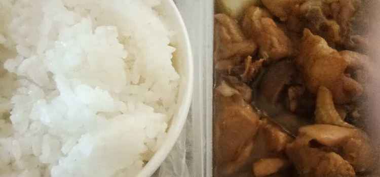 楊銘宇黃燜雞米飯(八卦嘴店)