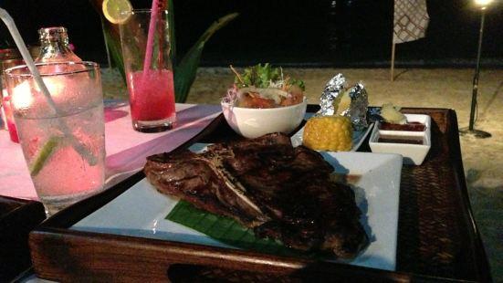 The beach club Restaurant Bar & Grill