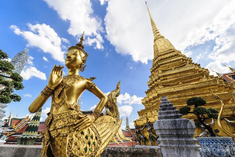 방콕 왕궁1