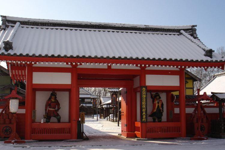 Noboribetsu Date Jidai Mura3