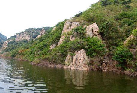 Shuanglongxia Sceneic Area