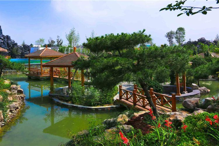 Lancui Lake Tianmu Hot Spring Resort1