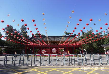 Xingqinggong Park Amusement Park