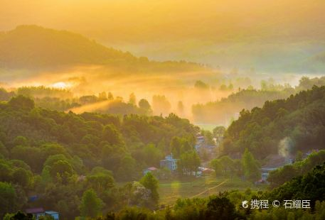 Xijiuhua Mountain Scenic Area