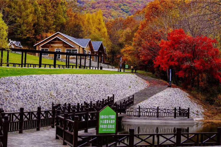 Yunlingye Shan Can Sceneic Area2