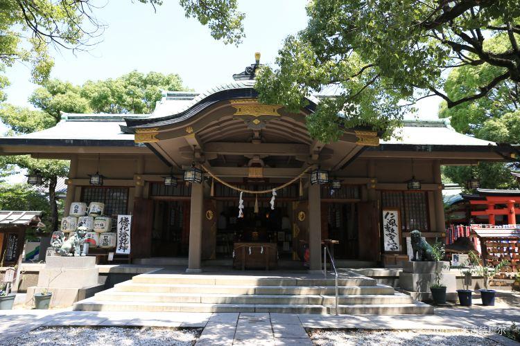 高津神社1