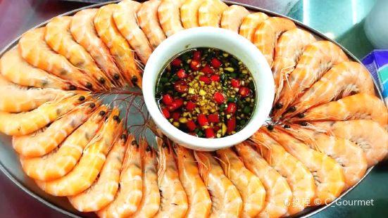 Wu Xiaopang Seafood jiagongshaokaoxiaolongxia·qinianjingpindian(diyishichangdian)